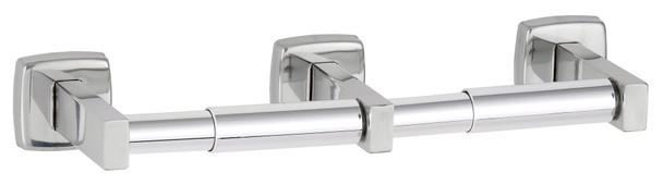 Bobrick B-7686 ClassicSeries® Surface-Mounted Toilet Tissue Dispenser