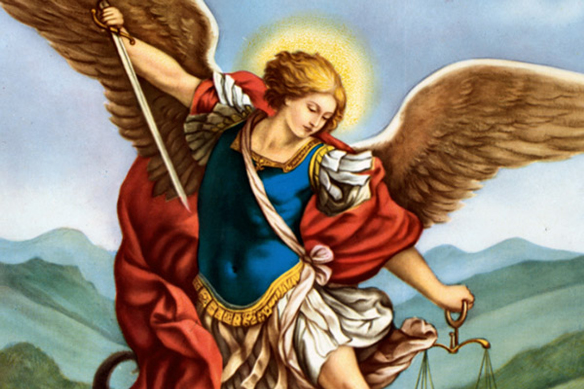 The Powerful Saint Michael Prayer
