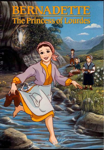 Bernadette, Princess of Lourdes DVD