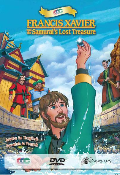 Francis Xavier and the Samurai's Lost Treasure DVD