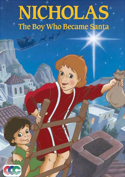 Nicholas, the Boy Who Became Santa. DVD