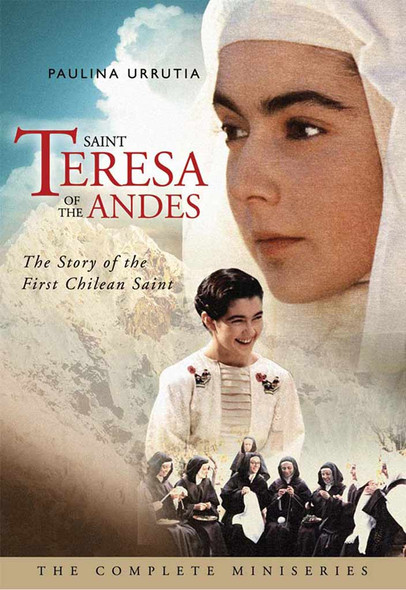 Saint Teresa of the Andes: Story of the First Chilean Saint, DVD