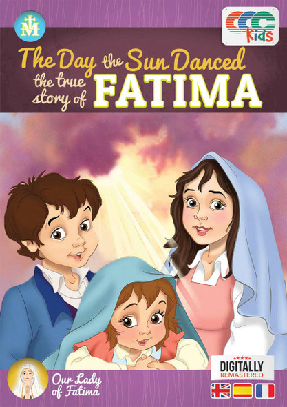 The Day the Sun Danced: the true story of Fatima Children's DVD