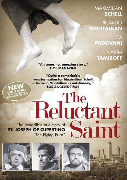 The Reluctant Saint: The Story of Saint Joseph Cupertino, DVD