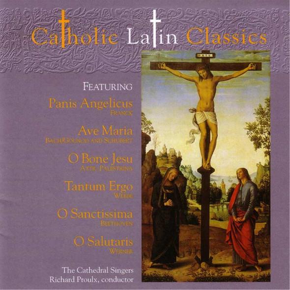 Catholic Latin Classics, CD