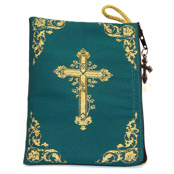 Our Lady of Good Counsel pouch back side