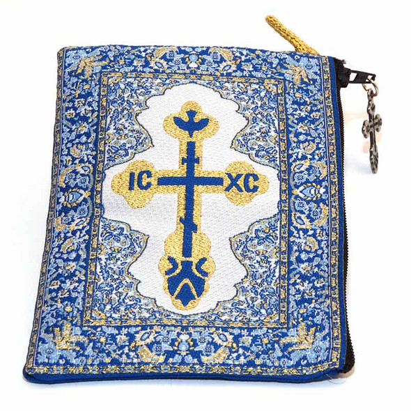 Our Lady of Sorrows, pouch back