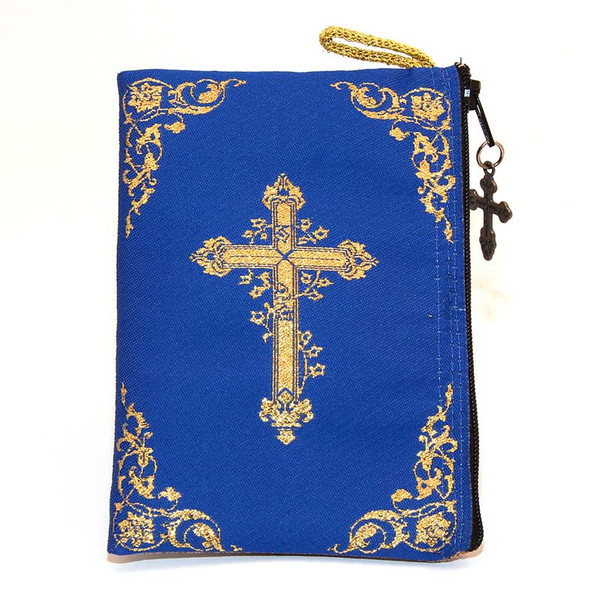 Our Lady of Charity, Pouch back side