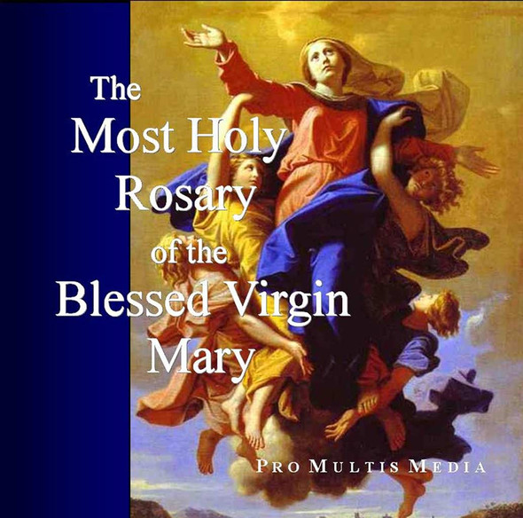 The Most Holy Rosary of the Blessed Virgin Mary, CD