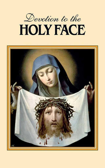 Devotion to the Holy Face of Jesus