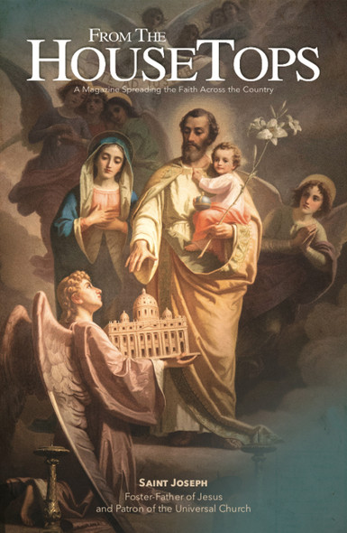 Saint Joseph, Foster-Father of Jesus and Patron of the Universal Church