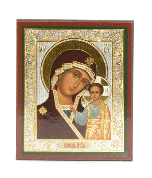 Our Lady of Kazan Mini Icon