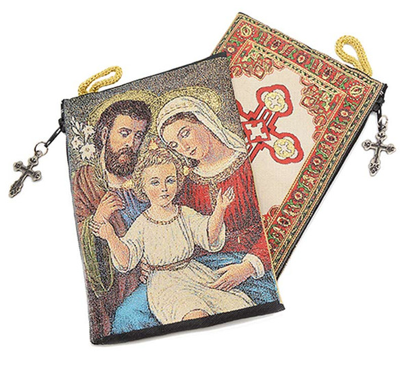 Holy Family Pouch
