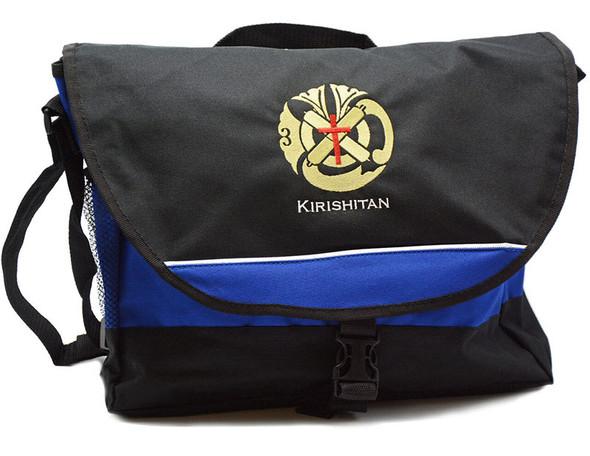 Kirishitan of Japan - Embroidered Messenger Bag