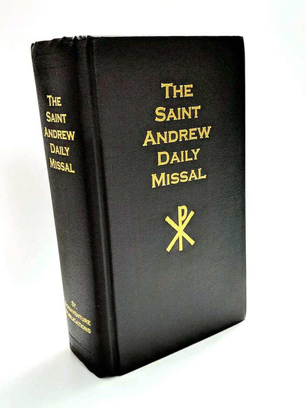 Saint Andrew Daily Missal  hardcover