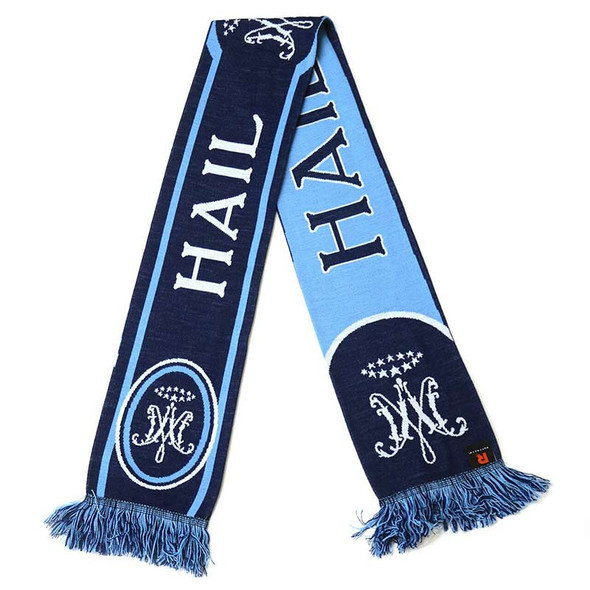 Hail Mary Reversible Knit Scarf
