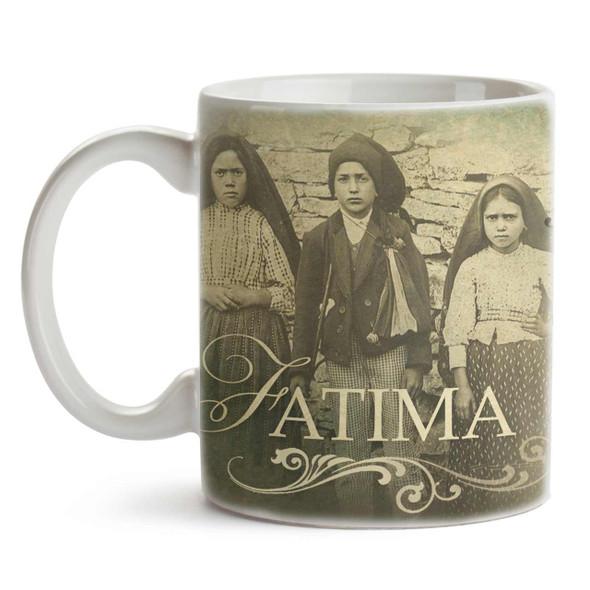 Children of Fatima - Mug Front