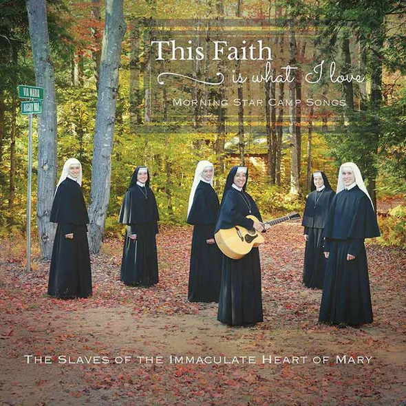 This Faith is What I Love, Camp Songs CD