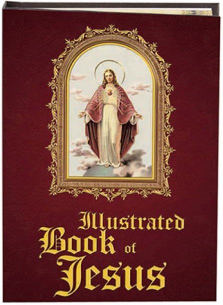 Illustrated Book of Jesus