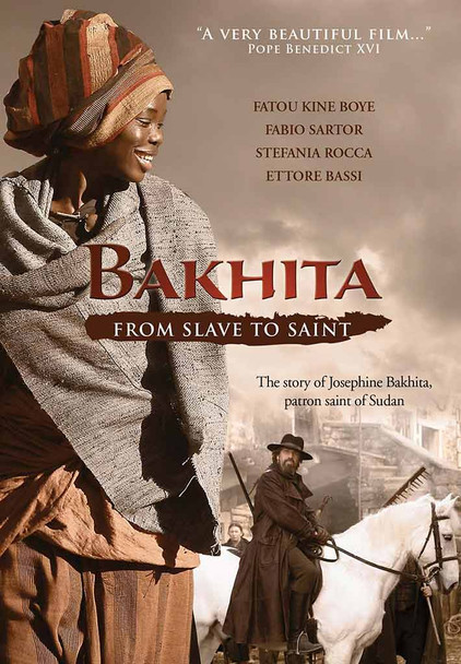 Bakhita: From Slave to Saint, Feature Film, DVD