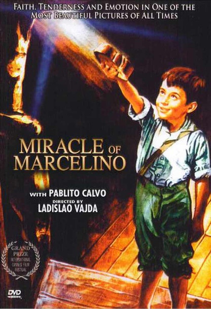 Miracle of Marcelino, DVD