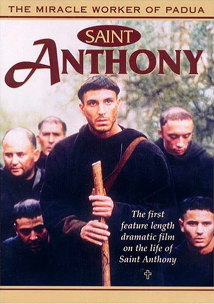 Saint Anthony: Miracle Worker of Padua, DVD