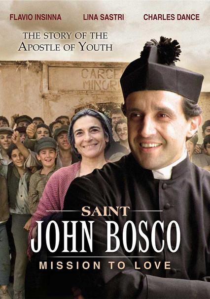 Saint John Bosco: Mission to Love, DVD
