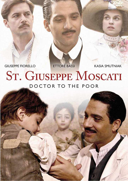 Saint Giuseppe Moscati: Doctor to the Poor, DVD
