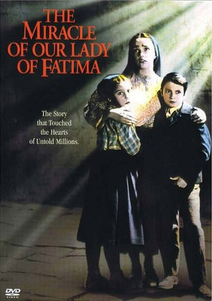 The Miracle of Our Lady of Fatima, DVD