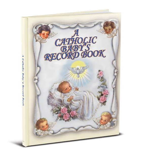 Catholic Baby's Record Book