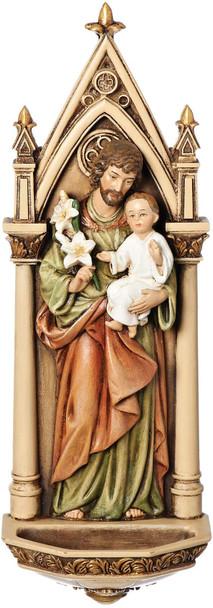 Saint Joseph Holy Water Font