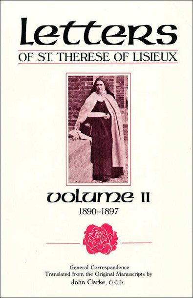 Letters of Saint Therese of Lisieux, Volume 2