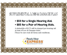 Supplemental Loss & Damage Plan