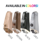 Four device colors to choose from...