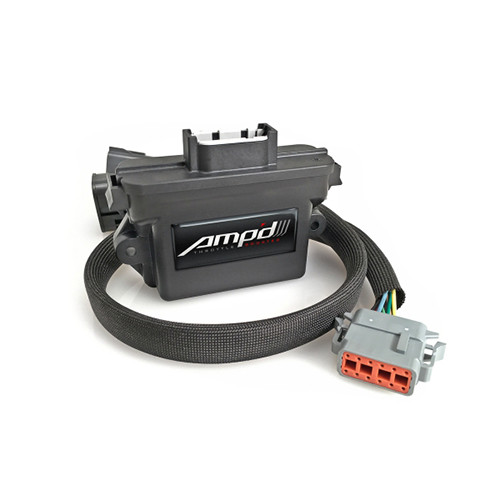 AmpD Throttle Booster 2011-2018 Ford 6.7L Power Stroke