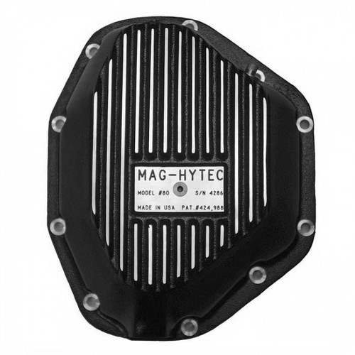 Mag-Hytec Dana 80 Rear Differential Cover for Ford Super Duty F-350 Dually 99-16 & Dodge 2500/3500 5-Speed 94-02