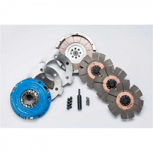 South Bend Clutch Competition Triple Disc 950HP Kit For GM Duramax 6.6L LBZ 2005-2006