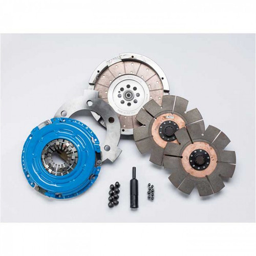 South Bend Clutch Competition Double Disc 750HP Kit For GM Duramax 6.6L LBZ 2005-2006