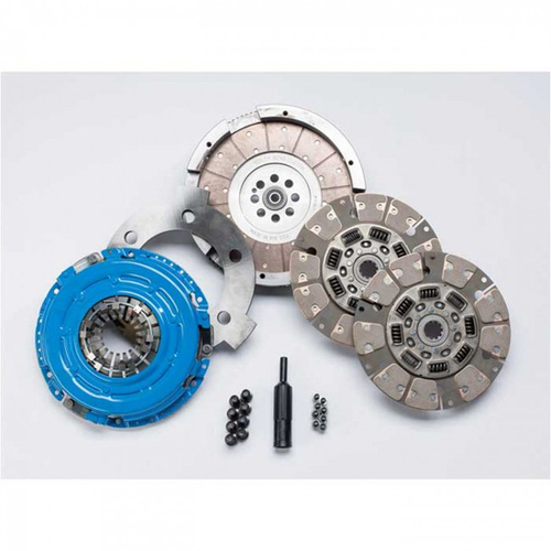 South Bend Clutch Street Dual Disc 650HP Kit with Flywheel For GM Duramax 6.6L LBZ 2005-2006
