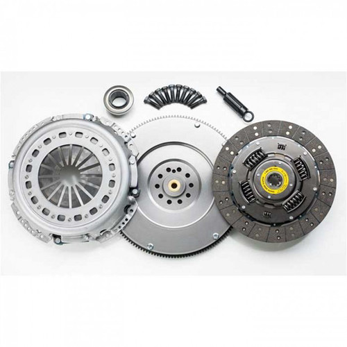 South Bend Clutch Single Dyna Max Kit with Flywheel Stock HP For Ford Powerstroke 7.3L 1994-1998