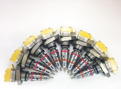 Ford 94-03 7.3L Stage 4 CUSTOM Injector Set Dynomite Diesel