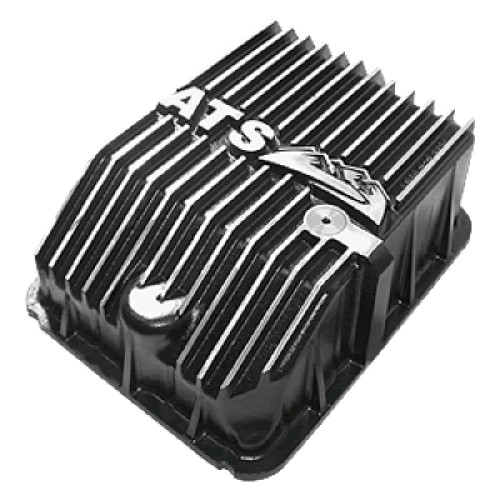 High Capacity Aluminum Transmission Pan E4OD/4R-100 ATS Diesel