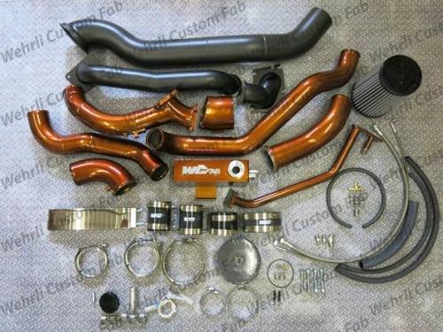 2001-2004 LB7 Duramax S400/Stock Twin Turbo Kit by Wehrli Custom Fab