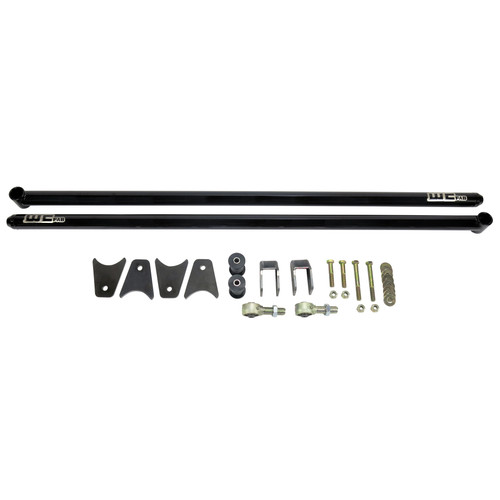"""1999-2018 Ford/Dodge ECLB & CCLB 68"""" Traction Bar KIT"""
