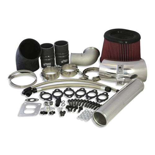 s300 Single Turbo Kit with Turbo and Manifold for 2003-2007 Cummins 5.9L