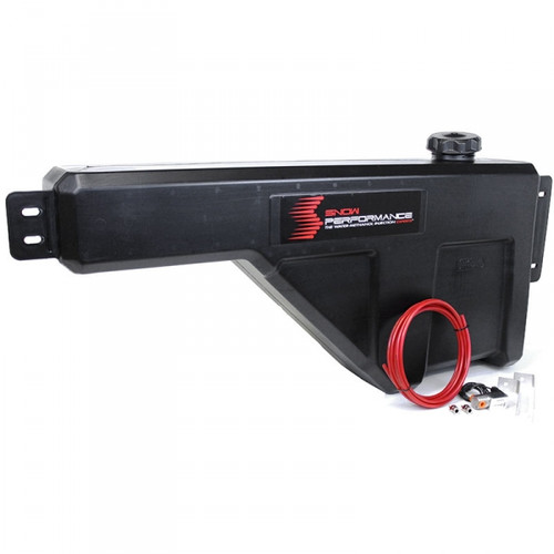 SNOW PERFORMANCE 40015 10-GALLON TOOL BOX STYLE BED MOUNT RESERVOIR