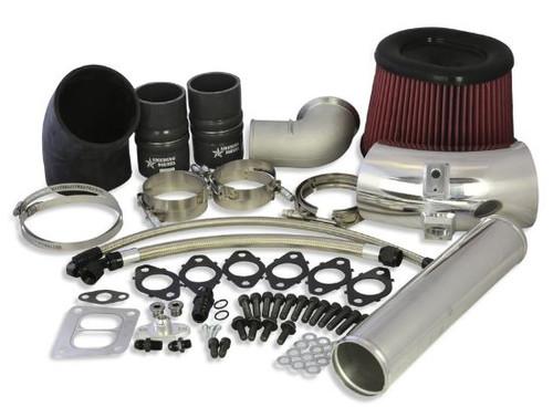 Fleece S400 Turbocharger Outlet Downpipe For 2003-2012 Dodge 5.9L 6.7L Cummins