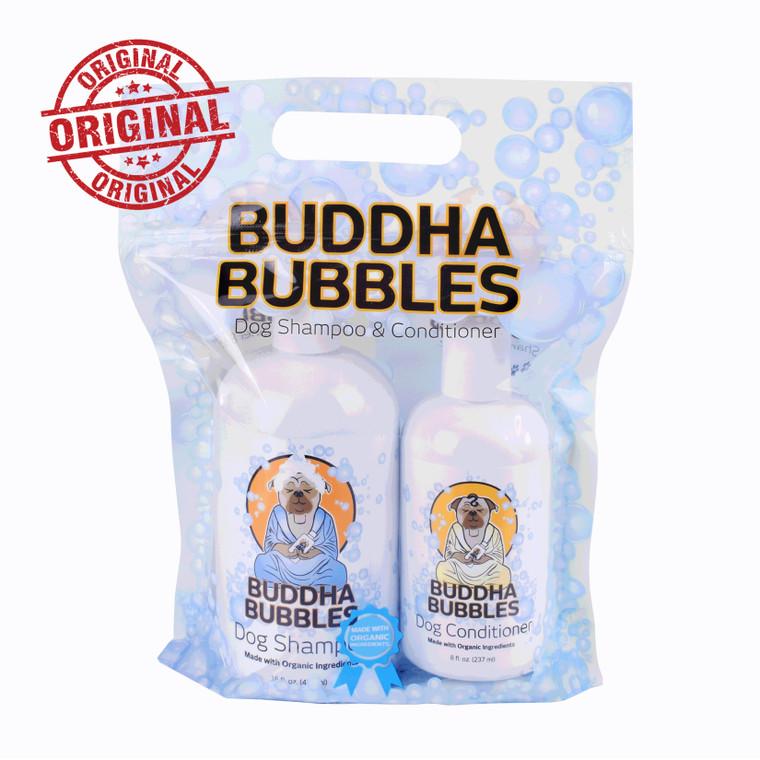 Buddha Bubbles Organic Shampoo & Conditioner Set