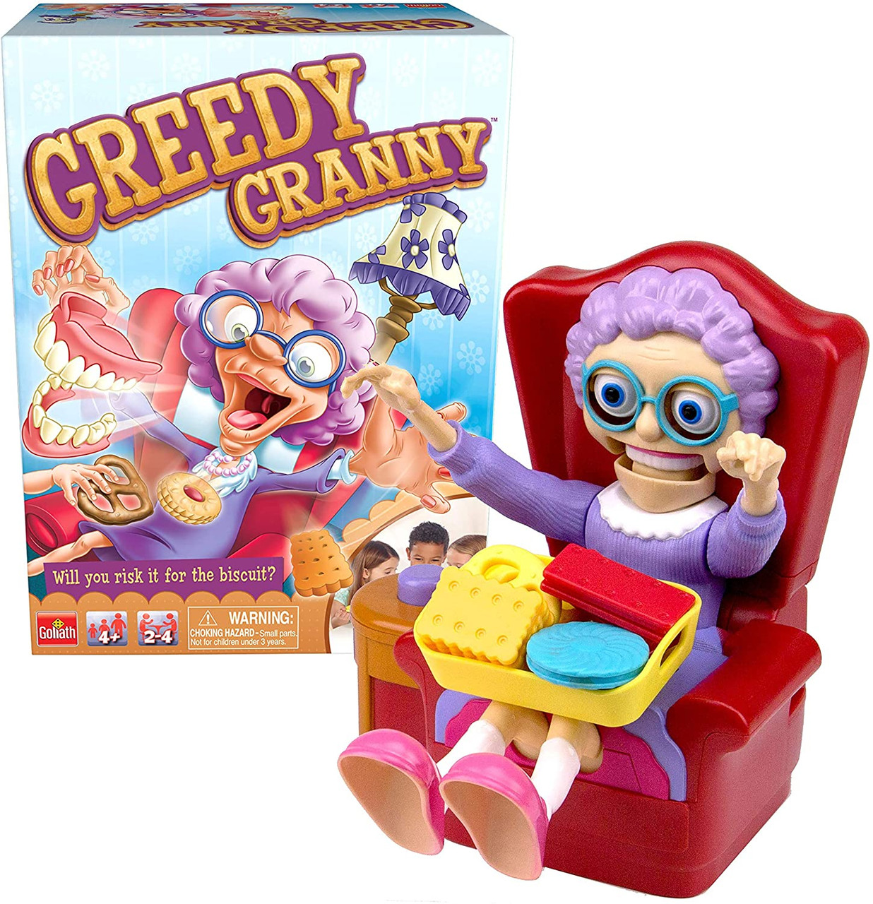 Boys And Games Granny