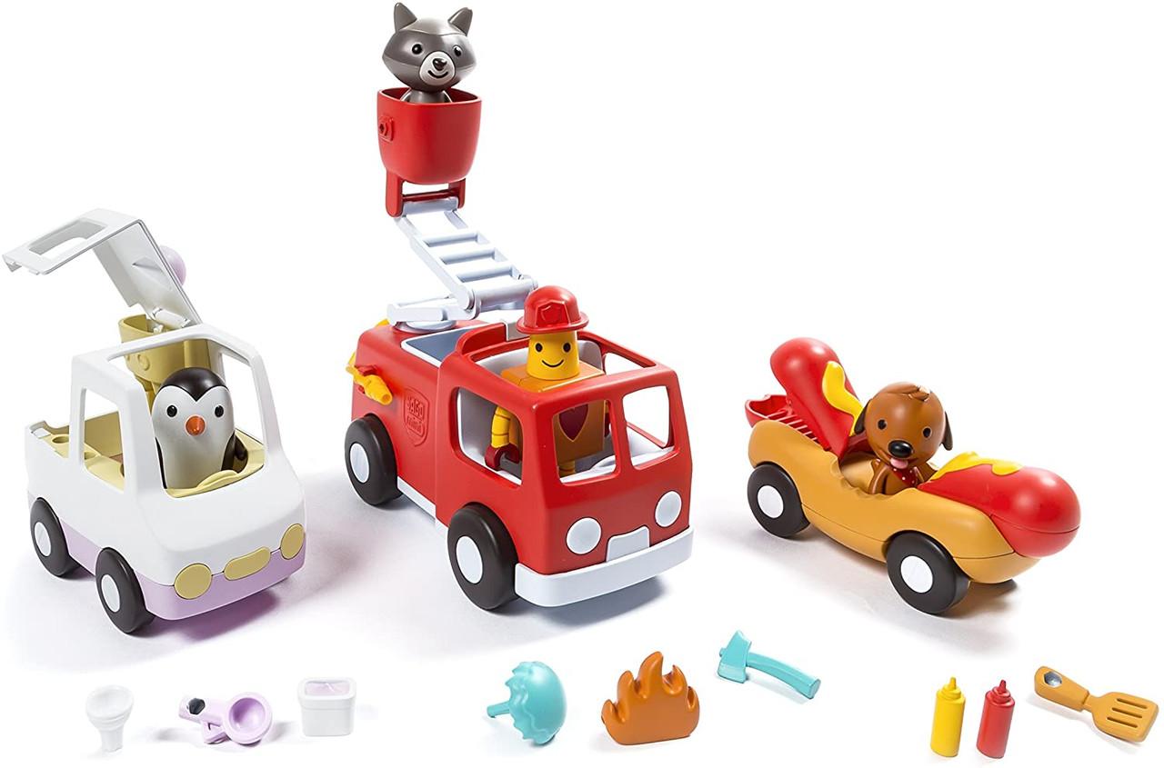 Vehicles Neville/'s Ice Cream Truck Sago Mini
